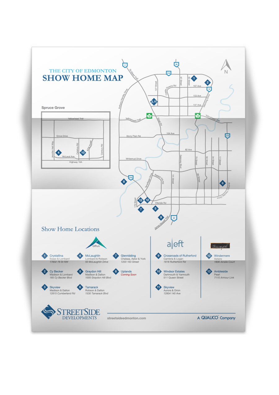 Show Home Map cover image